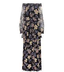 tory burch heels outlet tory burch indie maxi printed silk dress