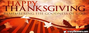 happy thanksgiving remember the goodness of god cover