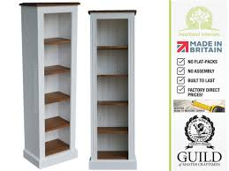tall narrow bookcase furniture home andrade trio eco shelf narrow cube unit bookcase