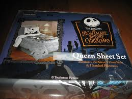 nightmare before sheet set x
