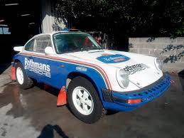 porsche dakar porsche 911 sc rothmans dakar 1982 francja giełda klasyków