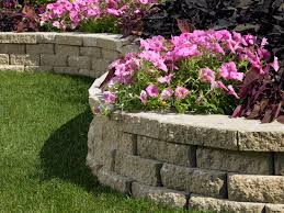 Retaining Wall Patio Design Retaining Wall Design Retaining Wall Construction Landscapes