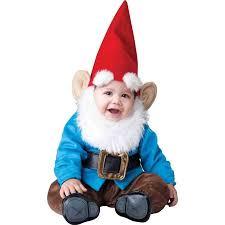 Baby Halloween Costumes Walmart Garden Gnome Infant Halloween Costume Walmart