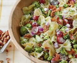 cuisiner le brocolis marmiton salade de pâtes brocolis et bacon recette de salade de pâtes