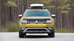 vw atlas vwvortex com 2018 volkswagen atlas three row midsize suv finally