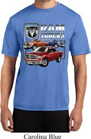 mens dodge shirt ram trucks moisture wicking tee t shirt dodge