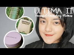 Ultima Ii Makeup ultima ii beautiful nutrient makeup