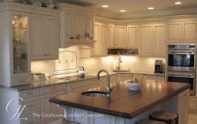 oak kitchen carts and islands impressive oak wood kitchen island counter in bryn mawr pennsylvania