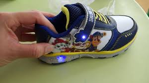 payless light up shoes payless boys paw patrol lighted runner boys shoes review