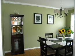 for our dinning room i want to paint this color green with brown