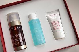clarins haul topdraw fashion clarins is actually the first labs to take interest in its ingredient called tanaka which is used daily in south east asia also being used is carthusian