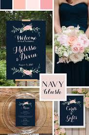 best size for wedding invitations best 25 navy blush weddings ideas on pinterest blush wedding