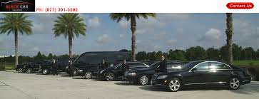 Car Service From Orlando Airport To Port Canaveral Black Car Orlando Orlando Airport Limo Port Canaveral