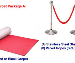 stanchion rental allcargos tent event rentals inc carpet stanchions