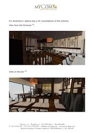 Online Interior Design Bachelor Degree by Hnd In Interior Design Restaurant Design The Design Ecademy Reviews