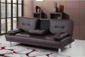 Click Clack Sofa Beds Uk by Manhattan Sofa Bed Black Red White Brown Sleep Design