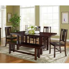 Mission Style Dining Room Furniture Craftsman U0026 Mission Style Dining Sets Hayneedle