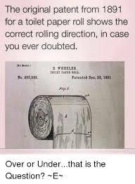 Toilet Paper Roll Meme - 25 best memes about toilet paper roll toilet paper roll memes