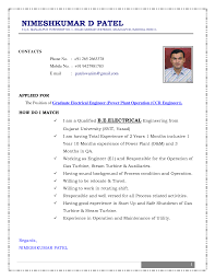 Resume Format For Experienced Mechanical Design Engineer Sample Resume For Freshers It Engineers Resume For Your Job
