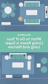 Design For Long Narrow Living Room by Living Room Simple Living Room Arrangements For Long Narrow