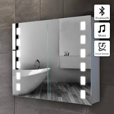 Bathroom Mirror Cabinets With Lights by Led Mirror Cabinets Mirrors U0026 Mirror Cabinets Furniture Product