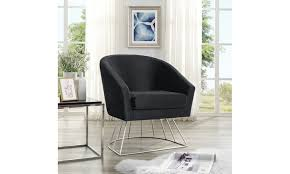 Barrel Accent Chair Up To 65 On Sabrina Barrel Accent Chair Groupon Goods