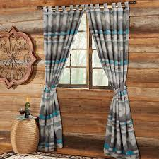 Rodeo Home Drapes by Arroyo Southwestern Drapes