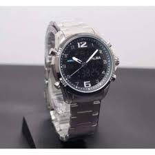 Jam Tangan Alba Analog skmei 1189 sporty jam tangan dual time analog dan digital