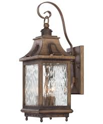 Minka Lavery Bathroom Lighting Minka Lavery 72112 Wilshire Park 8 Inch Wide 3 Light Outdoor Wall