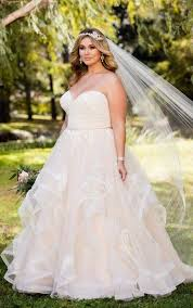 wedding dresses plus size plus size wedding dresses pink lace plus size wedding dress