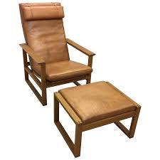 Vintage Ottoman by Viyet Designer Furniture Seating Vintage Lounge Chair And