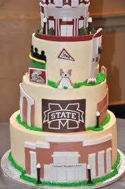 wedding cake m s mississippi state groom cake groomcake frostbakeshop groom s