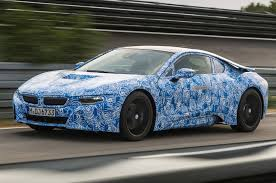 Bmw I8 All Black - ten quick facts on the bmw i8