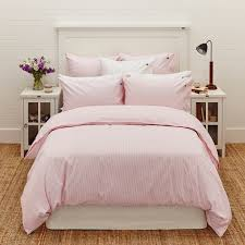 pink and white duvet cover sweetgalas