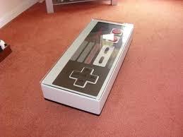 Nintendo Controller Coffee Table Controller Coffee Table