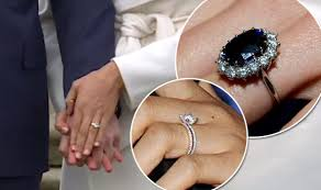 big old rings images Meghan markle engagement ring how does it compare to kate jpg