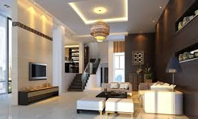 interior home decoration living room wall ideas glamorous design for walls contemporary small