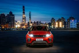 range rover evoque wallpaper wallpaper range rover evoque red town night cars u0026 bikes 11295