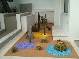 Indoor Rock Garden Ideas 16 Cactus Rock Garden Designs Ideas Design Trends Premium
