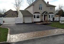black top driveway style u2014 home ideas collection concrete vs