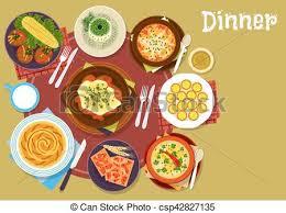cuisine bulgare cuisine bulgare menu dîner conception icône fromage