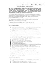 Resume Sample For Retail Job by Sample Resume Merchandiser Creative Templates