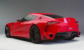 Toyota Ft 1 Engine Toyota Ft 1 Concept Heralds A More Exciting Future And Maybe A
