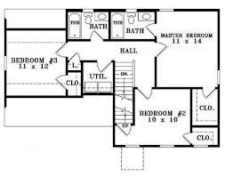 simple 3 bedroom house plans delightful simple three bedroom house plans on bedroom shoise com