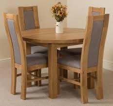 et solid wood dining table venjakob oak room furniture tables uk