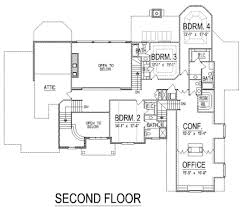 european style house plan 5 beds 7 50 baths 7980 sq ft plan 458 13