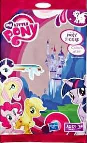 Mlp Blind Bag Buy My Little Pony Surprise Bag Mini Figure Collection 1 In Cheap