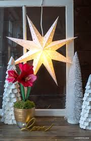 origami home decor diy paper star window decoration paper stars diy paper and star