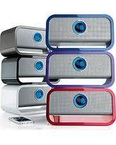 eluma lights speaker system brookstone eluma lights bluetooth speaker system from amazon com