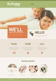 website design 48598 family guide zone custom website design